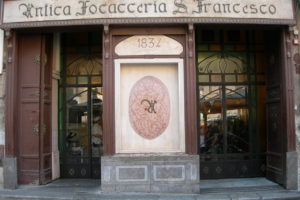 The Antica Focacceria, San Francesco, Palermo