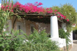 House on Panarea, Aeolian islands