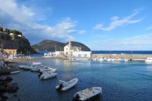Marina Corta, Lipari, Aeolian islands