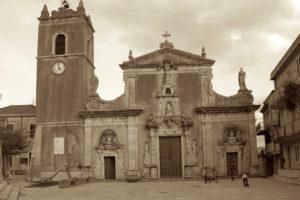 Chiesa Madre at Frazzanò