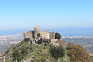 The castle at Santa Lucia