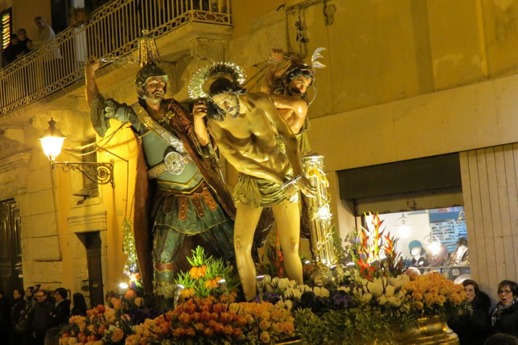 Easter Procession of the Misteri, Trapani
