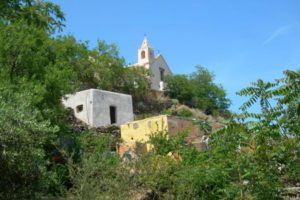 Alicudi, Aeolian islands, Sicily