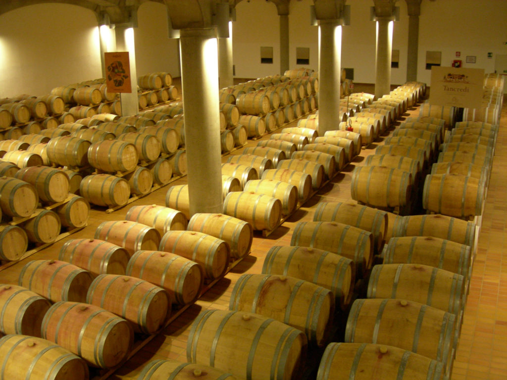 Donnafugata winery, Marsala