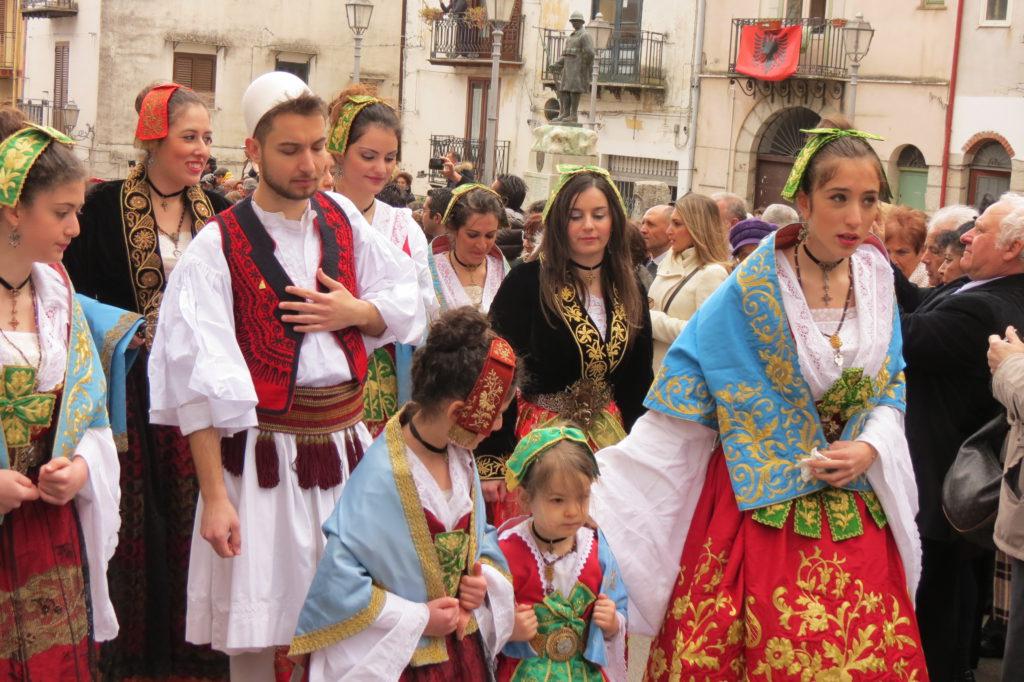 Easter Sunday - Piana degli Albanesi
