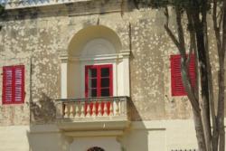 Balconies in Mdina