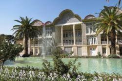 Eram gardens, Shiraz