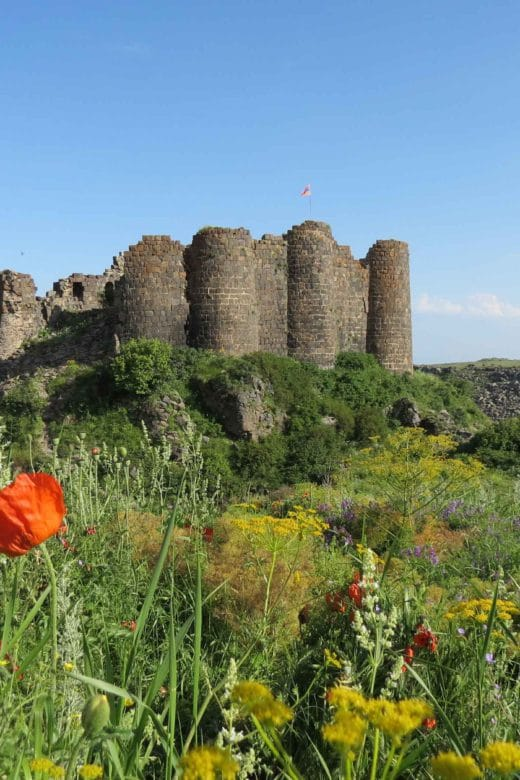 Amberd castle, Armenia