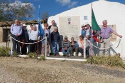 War memorial at Ponte Dirillo