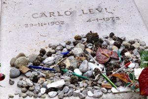 Grave of Carlo Levi