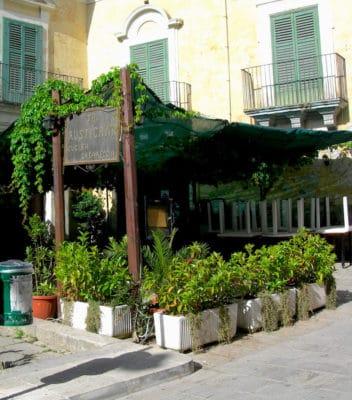 La Rusticana, Ragusa Ibla