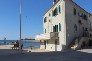 Montalbano's House at Pinto Secca