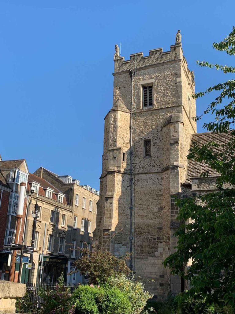 St Botolph's Cambridge
