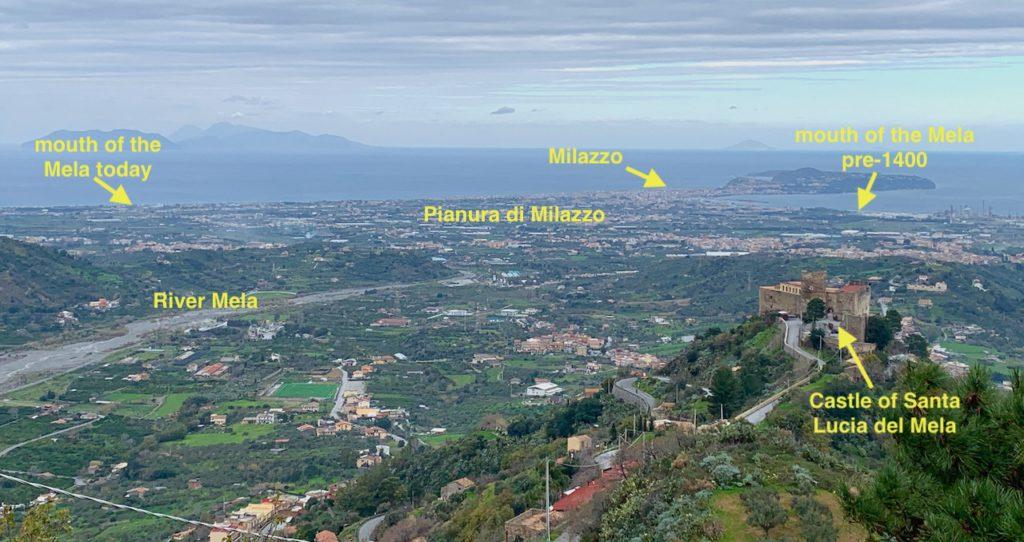 Pianura di Milazzo